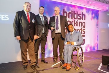 Future Energy Solutions' LED lighting installation for NCP triumphs at the British Parking Awards 2015
