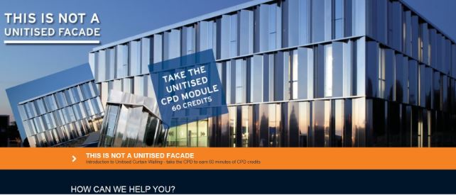 Introduction to unitised curtain walling – a new CPD module available from Reynaers