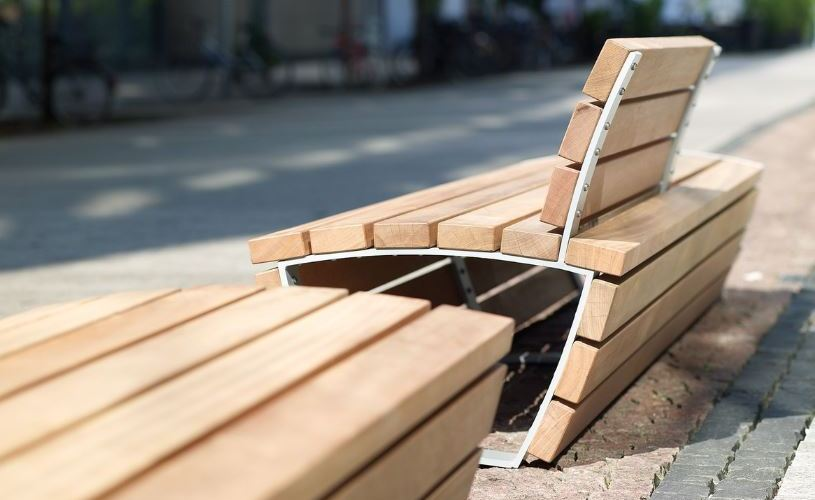 Exclusive new range of modular urban furniture announced by Bailey Streetscene