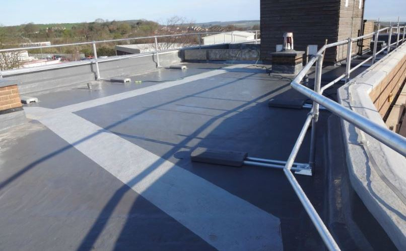 York NHS Trust Headquarters Roof Refurbished Without Disruption To Staff