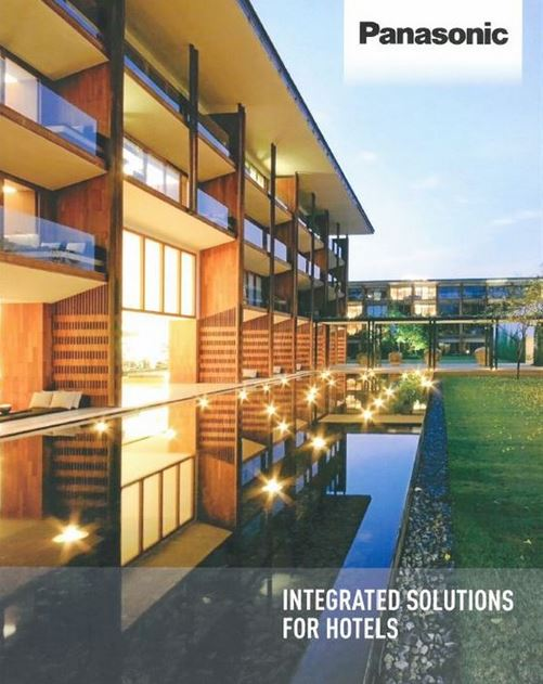 Panasonic presents integrated heating & cooling solution for hotels