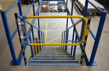 Safe access from ladders: the Safesite solution