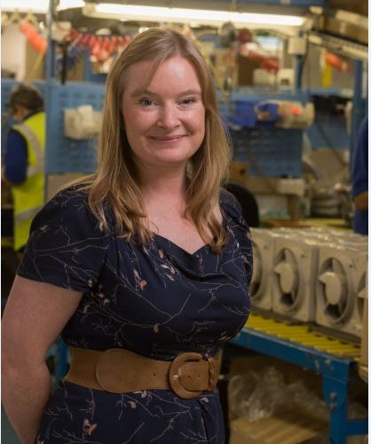 Vent-Axia Shares Benefits of Reshoring with  Sussex Businesses