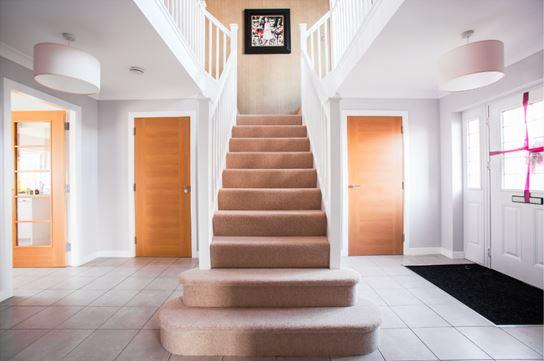 Luxury Scottish homes love Vicaima CDW doors