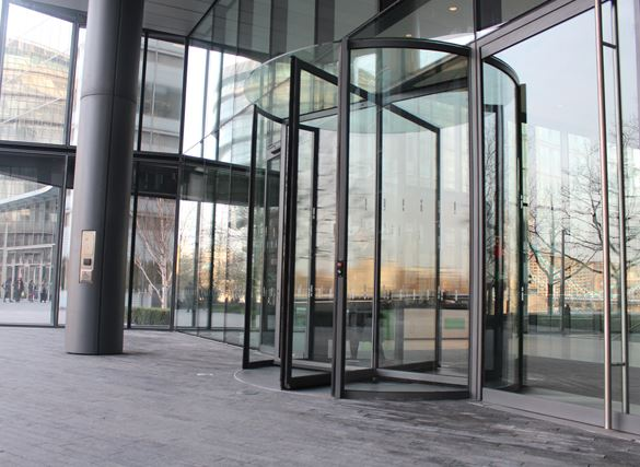 The Ins and Outs of a Revolving Door