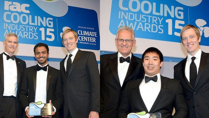 Innovation secures recognition at RAC Awards