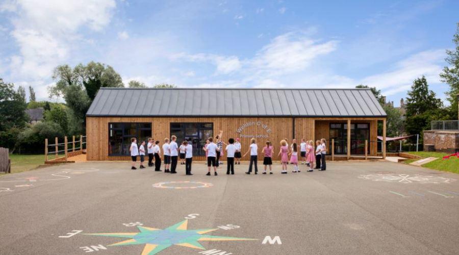 Village School Sets a Standard in Education Buildings
