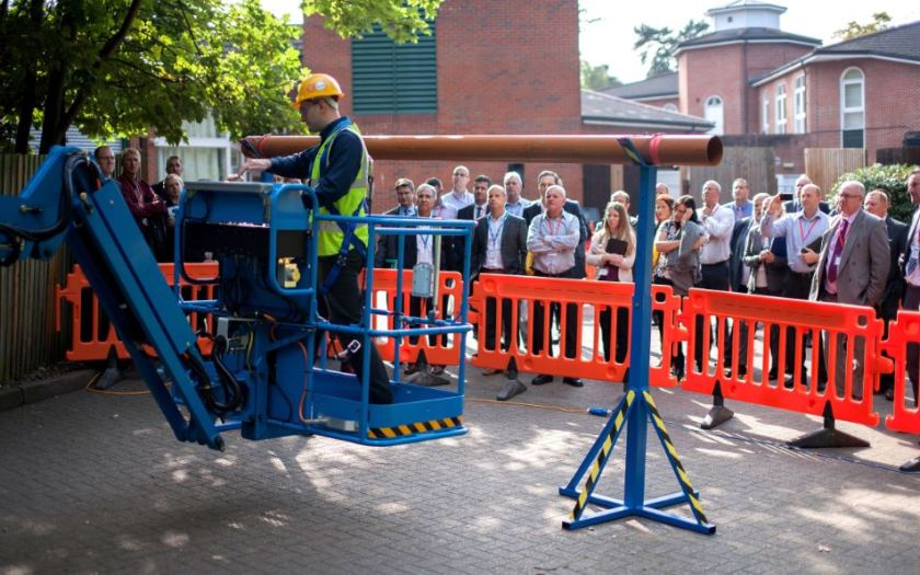 Nationwide Platforms introduces 'Intelligent Secondary Guarding' innovation