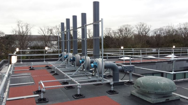 Big Foot Systems Modernises Rooftop Support