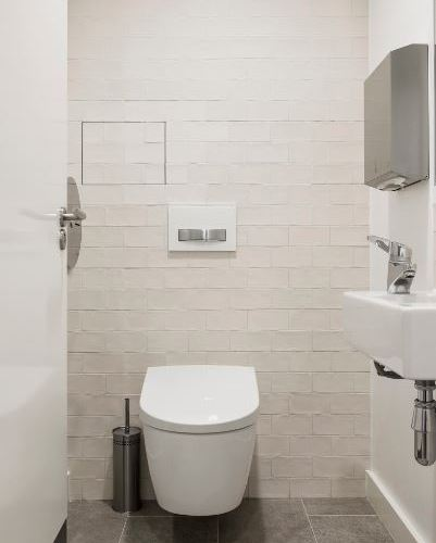 Hi-tech bathrooms for UK's home-tech testing hub