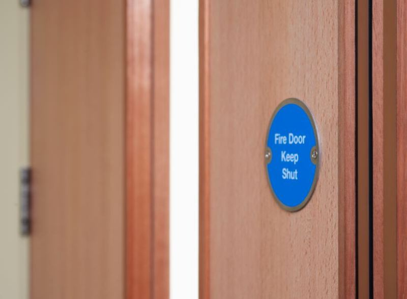 Performance door blanks with 90 minute fire rating and FSC certification