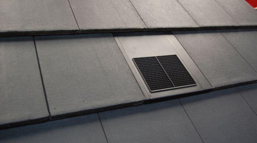 Rapid Roof Vent Tile