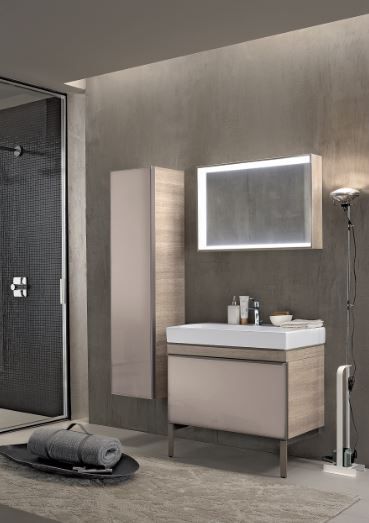 Keramag Design's Citterio Collection inspires with timeless, Italian design