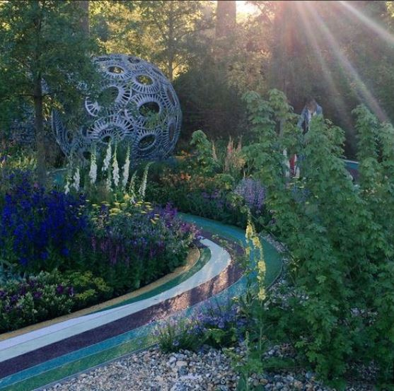 Chelsea Flower Show – Brewin Dolphin Garden
