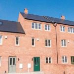 Cembrit BBA certified slates provide attractive finish to new housing development