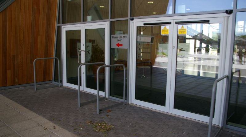 Four steps to specifying the right commercial door