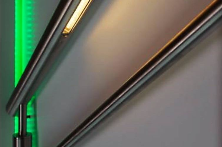 Neaco balustrade available with integral LED lighting 2