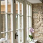 Accoya® chosen for French windows & doors at a country home in Bath