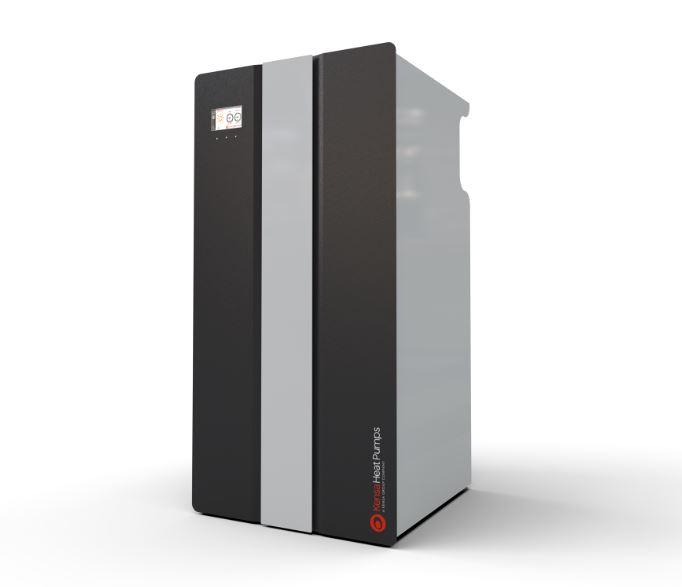 Kensa unveils an evolutionary new heat pump for 2017