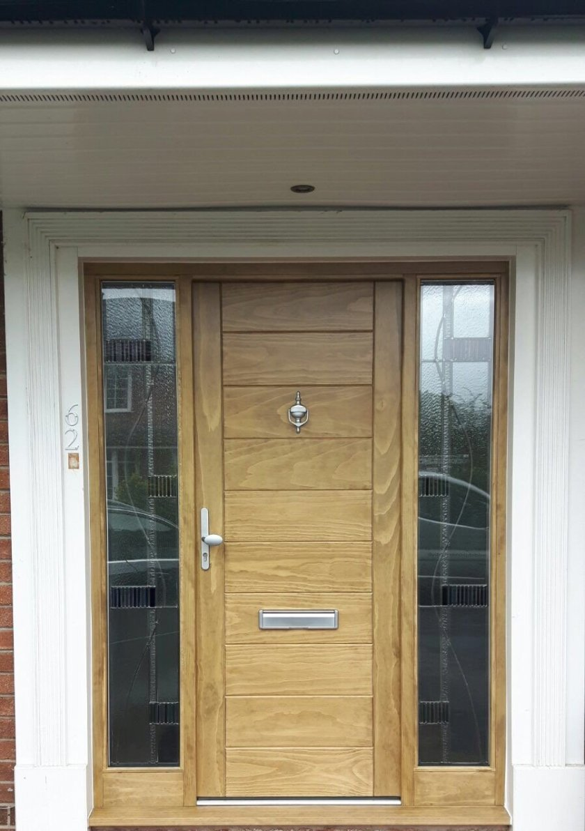 Is oak really the best choice of timber for external windows and doors?