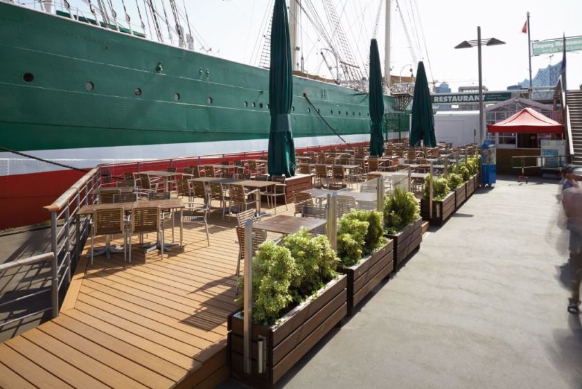 Low maintenance decking that stands the test of time