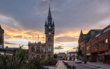 This new slate roof enhances the charm of the Renfrew Town Hall