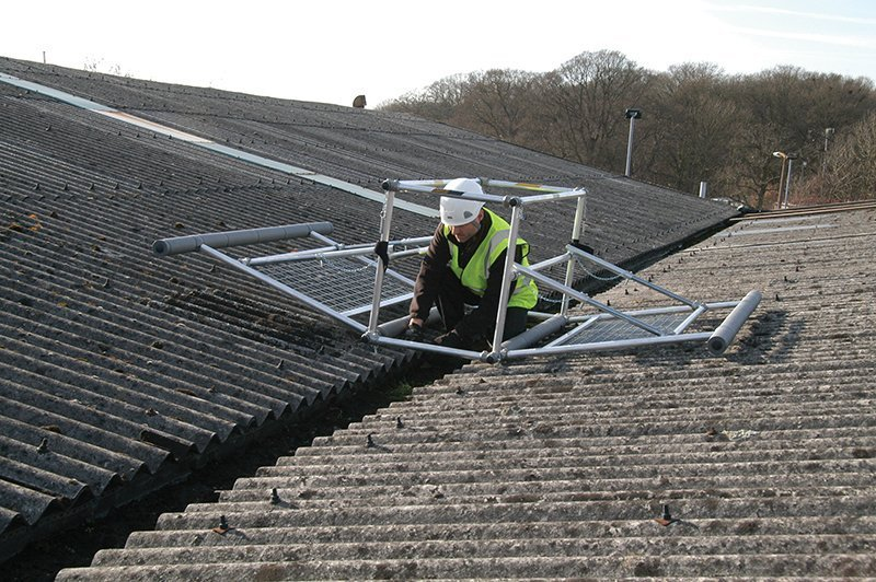 Why You Need To Tread Carefully On Fragile Roofs