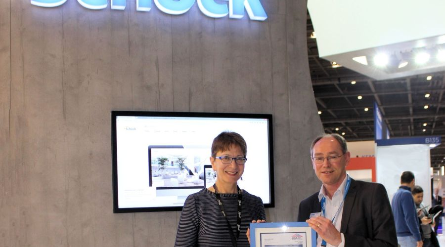 Schöck Isokorb BBA Certification