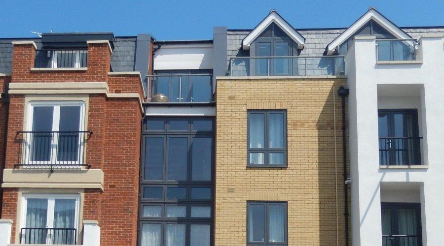 Neaco railed Juliet balcony design