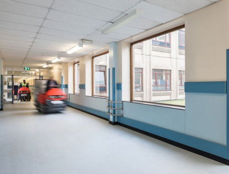 Altro S First Adhesive Free Flooring Is A Tough Time