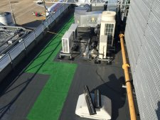 Kemper System facilitates award winning roof refurbishment at Gatwick Airport