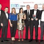 Reynaers celebrates double win at prestigious CMA Awards