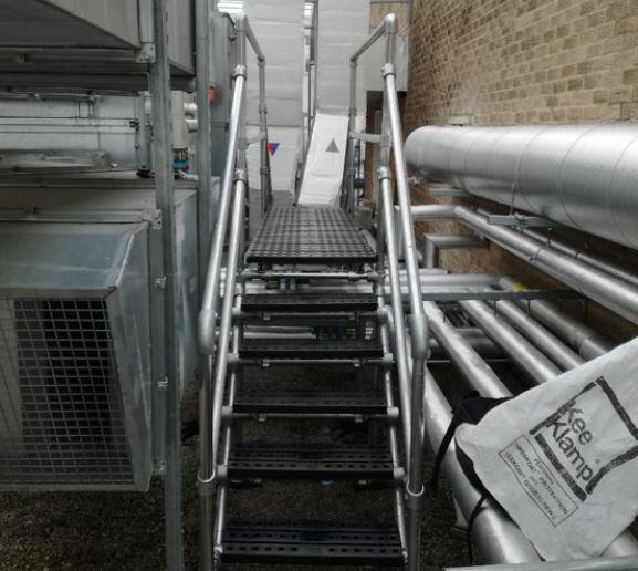 Curing Sunderland Royal Hospital's Access Problems
