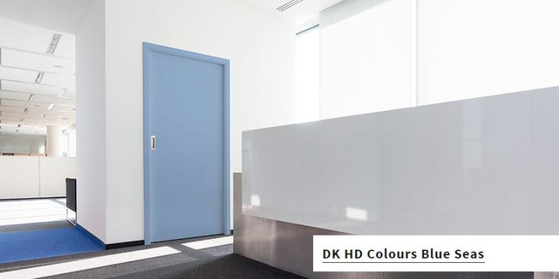 DK HD Colours Blue Seas