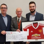 LRWA Supports Sir Bobby Charlton's Charity - Find A Better Way