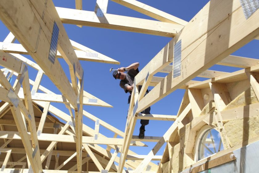 The benefits of timber as a building material