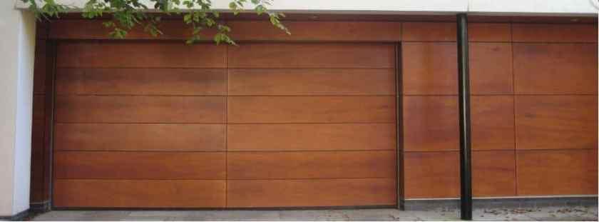 A New Garage Door - Refurbishment Made Easy