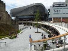 Southampton's Watermark Westquay wins 2018 Prix-Versailles World Architecture Award