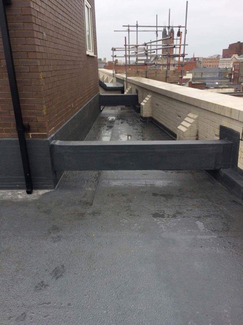 Kemper System Delivers Roof Refurbishment to Art Deco Gem