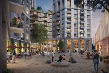 Tottenham Hale redevelopment plan features landscape design by Grant Associates