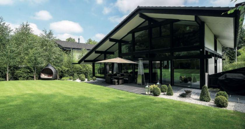 Barnes Announce Minimalist Huf Haus For Sale For 3 75 Million