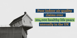 Vent-Axia Welcomes Healthy Homes and Buildings White Paper