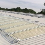 Introducing Easi-Cover rooflight protection
