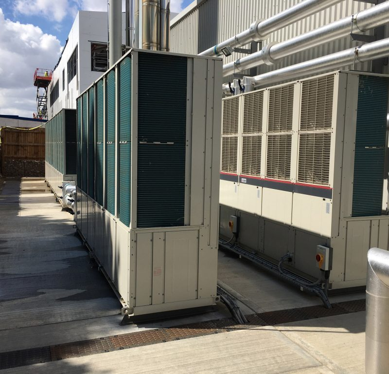 Jaguar Land Rover selects e-Series Chillers for its energy efficient cooling system