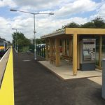Abellio Great Anglia selects Benjamin Steadman to install modular Accoya rail shelters