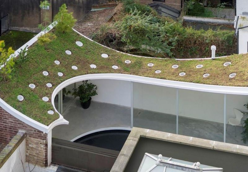 Kemper System Tops London's Best New Extension - Sun Rain Room