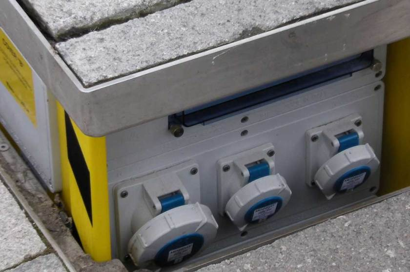outdoor power units
