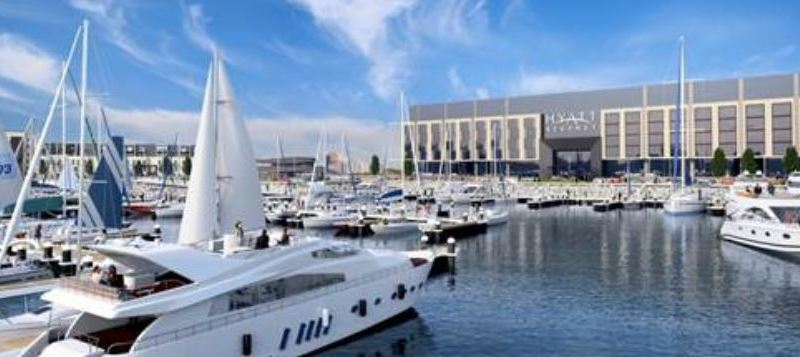 Edinburgh Marina Development appoints McLaughlin & Harvey as main contractor