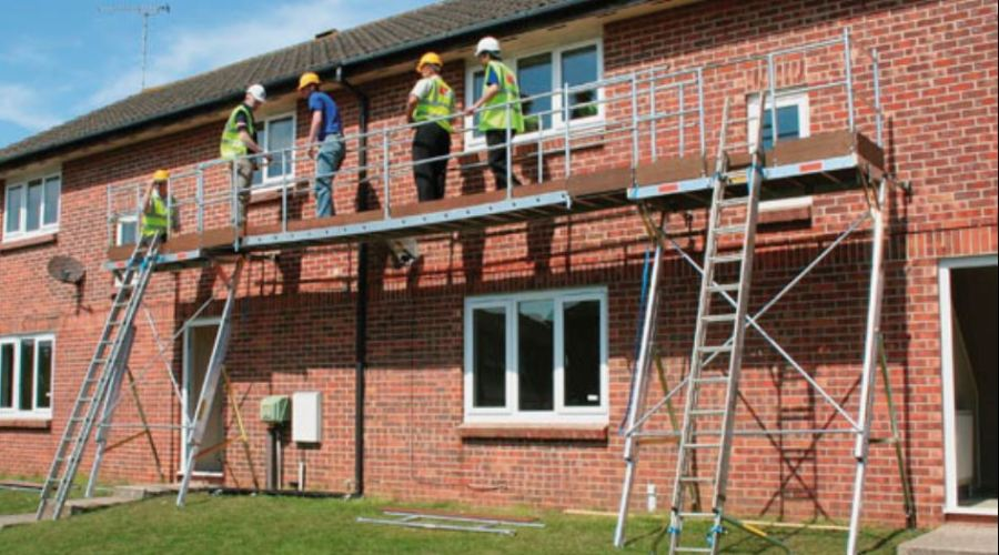 Social housing repair costs