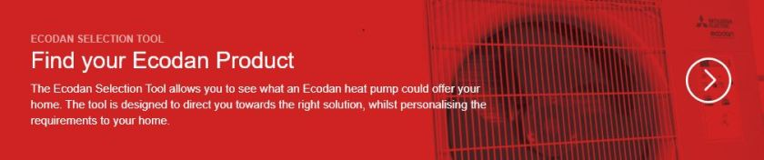Heat pump energy efficient heating is as easy as EPC